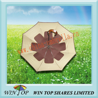 2 Fold Gustbuster Umbrella with 2 Colors