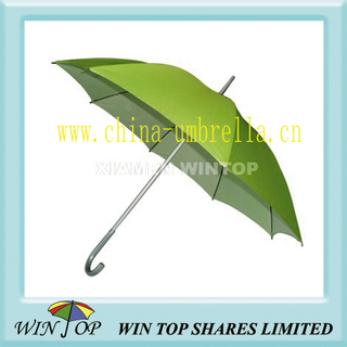 "23"" Auto Promotion Aluminum Pole Umbrella"