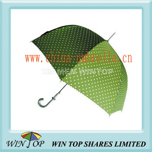 "23"" Auto Straight Lady Umbrella"