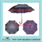 Italian style double layers vogue auto straight women Umbrella