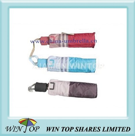 "21"" X 8 Ribs Auto Open & Close Fashion Umbrella"