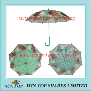 Cock heat transfer printing manual children Umbrella