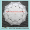 professional Beige embroidery craft parasol manufacturer