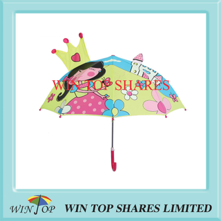 Innovation vogue Castle Princess Children Umbrella