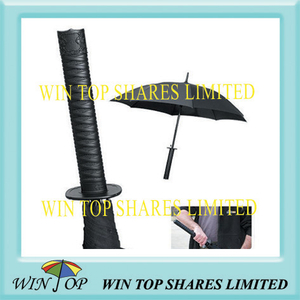 Japan Samurai Sword Umbrella